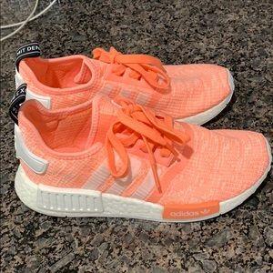 adidas Shoes - Adidas NMD Runner R1 W Sun Glow Peach Coral Boost
